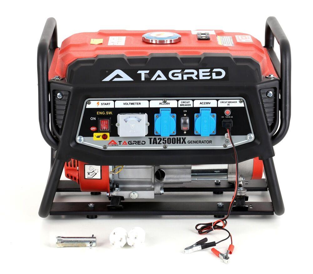 Agregaty prądotwórcze Tagred